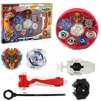 Bayblade Burst 4D Set With Launcher Arena Metal Fight Battle Kid Christmas Gift