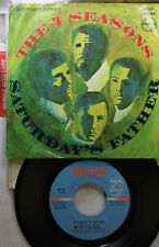 Rock Picture Sleeve 45 The 4 Seasons - Saturday'S Father / Goodbye Girl On Phili