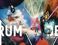 DECORUM #1 (Of 8) CVR A HUDDLESTON (MR) 2020 IMAGE COMICS 3/11/20 NM