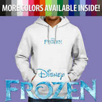 Disney Frozen 2 Logo Symbol Movie Title Elsa Pullover Sweatshirt Hoodie Sweater