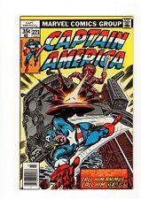 CAPTAIN AMERICA #223 1978