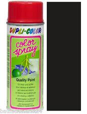 Dupli-Color Color-Spray Schwarzgrau glänzend 400ml Spraylack Lackspray RAL 7021