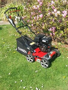 COBRA LAWN SCARIFIER AND AERATOR LOOKS NEW!