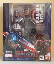 Sh figuarts tamashi captain America civil War Action Figure NEW