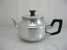 STOCK CLEARANCE ON NEW 1.0 LITRE STAINLESS STEEL TRADITIONAL TEA POT