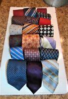 Lot of 19 Men's Designer Ties...