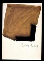 Erwin Bechtold Autogrammkarte Original Signiert Maler ## BC 161462