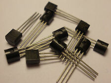 ( 15 PC. ) NATIONAL LP2950CZ5.0 5 VOLT 100MA REGULATOR TO-92, NEW