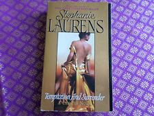 Cynster Novels: Temptation and Surrender by Stephanie Laurens -romance