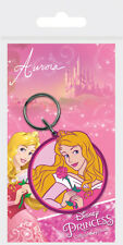 Disney Princess Aurora Sleeoing Beauty Rubber Keychain Girls Kids Bag Belt Offic