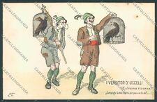 WWI Propaganda Kaiser cartolina EE4354