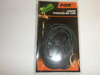 Fox Edges Tungsten Loaded Rig Tubing 2m Carp fishing tackle