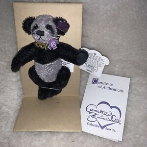 "RARE Annette Funicello Very Limited Edition Bear 6"" Karla Panda NIB 391/2000"