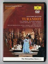 DVD ★ PUCCINI TURANDOT LEVINE ★ OPERA DEUTSCHE GRAMMOPHON (MUSIQUE - CONCERT)