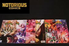 Mighty Morphin Power Rangers 9 10 11 12 13 14 Complete Comic Lot Run Set BOOM