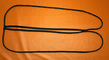 1975-70 Nova Door Seals Weatherstripping Chevy Chevrolet 2 Door Sedan Front