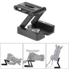 Professional Camera Flex Tripod Z Pan & Tilt Folding Tripod Bracket Head Stand