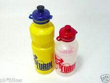 Turin Bicycle Shop Water Bottles Vintage Chicago Bike Group Specialized  x 2 NOS