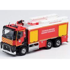 Renault C380 P6x4 FMOGP Gallin Pompiers - ELIGOR 1/43