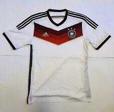 Adidas Germania Nazionale Tedesca Maglia Calcio Mondiali Taglia L