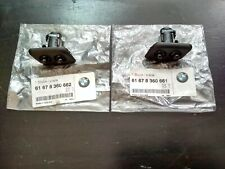 BMW E39 headlight cleaning spay nozzles L+R !NEW! GENUINE 61678360661-662
