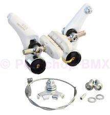 Dia-Compe 988 BMX or MTB Bicycle Cantilever Brake Caliper - WHITE POWDERCOAT