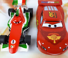 Carrera GO CARS Lightning McQueen und Franceco Rennbahn Auto Slotcar Set 61193