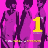 DIANA & THE SUPREMES ROSS - NO.1'S-24TR- 2 VINYL LP NEW+
