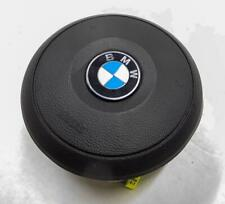 2009-2010 BMW 528i 535i 550i M5 (E60) DRIVER 3 SPOKE SPORT WHEEL AIRBAG (BLACK)