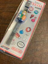 Vintage 1989 The Legend of Zelda NES Nintendo Nelsonic Digital Watch NEW