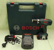 Bosch GSR 18-2-LI Professional 18v Cordless Drill  W/ 2x Batteries & Charger