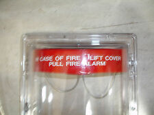 New Simplex 2099-9817 Flush Fire Alarm Cover Protector 630-491 Ships Today