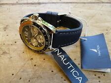 MONTRE  NAUTICA NEUVE!  avec deux bracelets * livraison sous 48h *