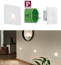 Paulmann LED Wandeinbauleuchte eckig Weiß 1,7Watt Warmweiß 2700K UVP 19,95 €