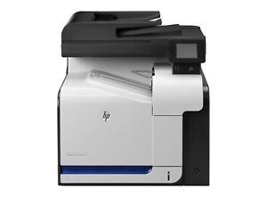 HP Laserjet 500 Color MFP M570dw WIRELESS A4 Printer Low Count Under28K WARRANTY