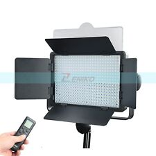 Godox 500 LED Studio Video Continuous Light Lamp For Camera DV Camcorder 5600K