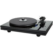Music Hall MMF-5.3 2-Speed Audiophile Turntable w/ Ortofon 2M Blue Cartridge