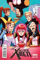 All New X-Men #39 Women of Marvel Hicks Variant Marvel Comics Unread New