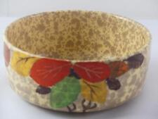 (ref165BU) Ditmar Urbach Czech Hand Painted Bowl