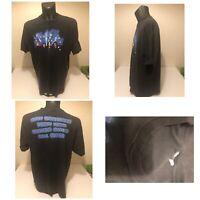 Men's Black Sabbath Rock Metal T-Shirt Ozzy Osbourne Geezer Tony Iommi Bill Ward
