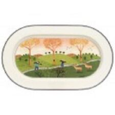Villeroy & Boch Design Naif Piatto Ovale 34 cm Rif. 2910