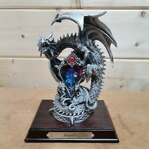 Myth and Magic Heartfelt Large Dragon Figure 20cm tall with box 3397