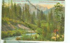 CALIFORNIA, SHASTA COUNTY CASTLE CRAG PM 1912 (CA-SMISC3)