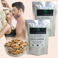 RED KWAO KRUA - BUTEA SUPERBA 200 CAPS 500MG - MALE SEXUAL ENHANCER