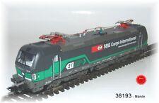 """Märklin 36193 E-Lok BR 193 """"SBB Cargo""""  mfx Sound Metall #NEU in OVP#"""