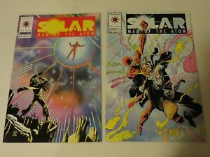 Solar Man of the Atom #14 and #15