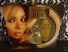 (1) Beyonce Rise Gift Set - Eau de Parfum & Body Lotion