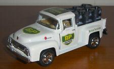 Custom Ford F-100 BP British Petroleum 1/43 scale ute with petrol drums diecast