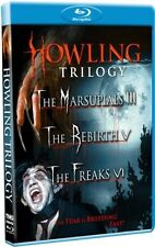 Howling Trilogy: The Marsupials/The Rebirth/Th Blu-ray Region ALL