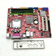 MSI G31M3- FV2 + Intel Pantium E6400 + Samsung DDR2 2GB(1GB x 2)